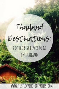 Thailand Destinations: 8 of the Best Places to Go in Thailand