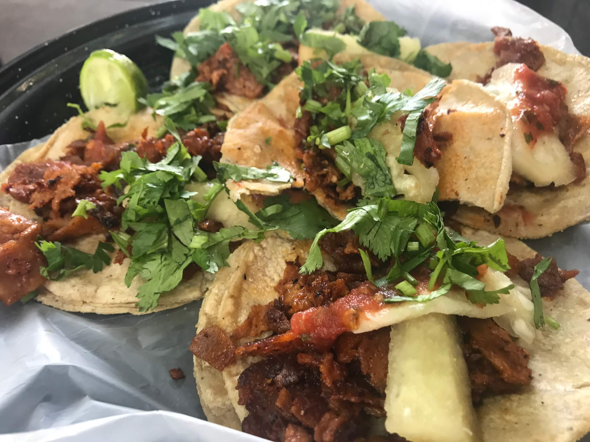 Vegan Street Tacos | Por Siempre Vegana | Things to do in Mexico City