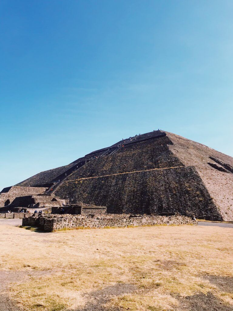 Pyramid of the Sun | Teotihuacán Mexico