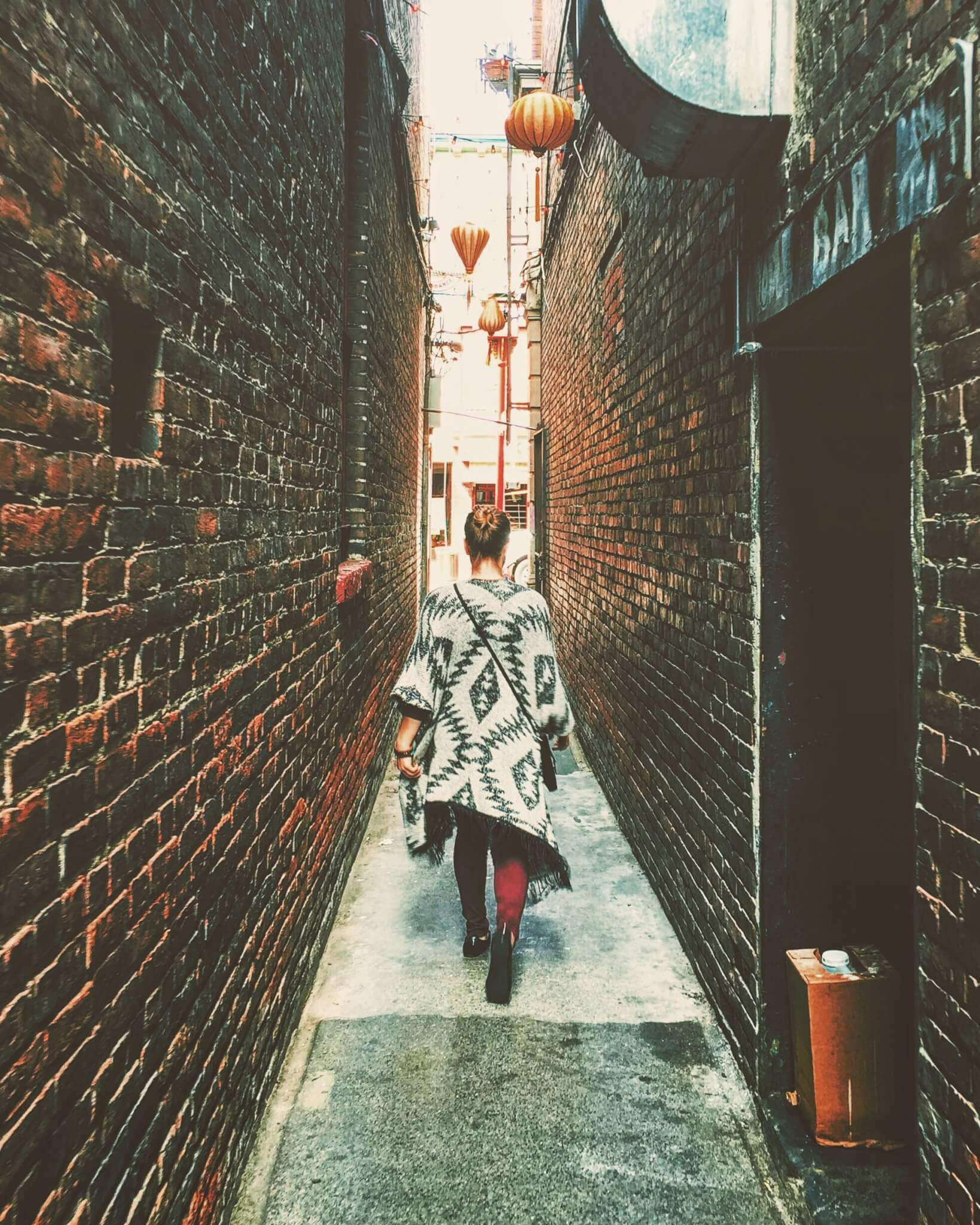 Walking through Fan Tan Alley | Things to do in Victoria BC