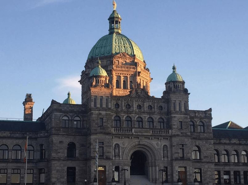 Victoria BC Parliament Building | Things to do in Victoria BC
