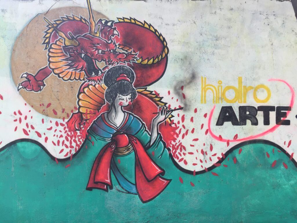 Mexico City Street Art