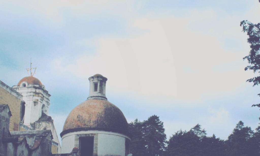 Ex Convento del Desierto de los Leones