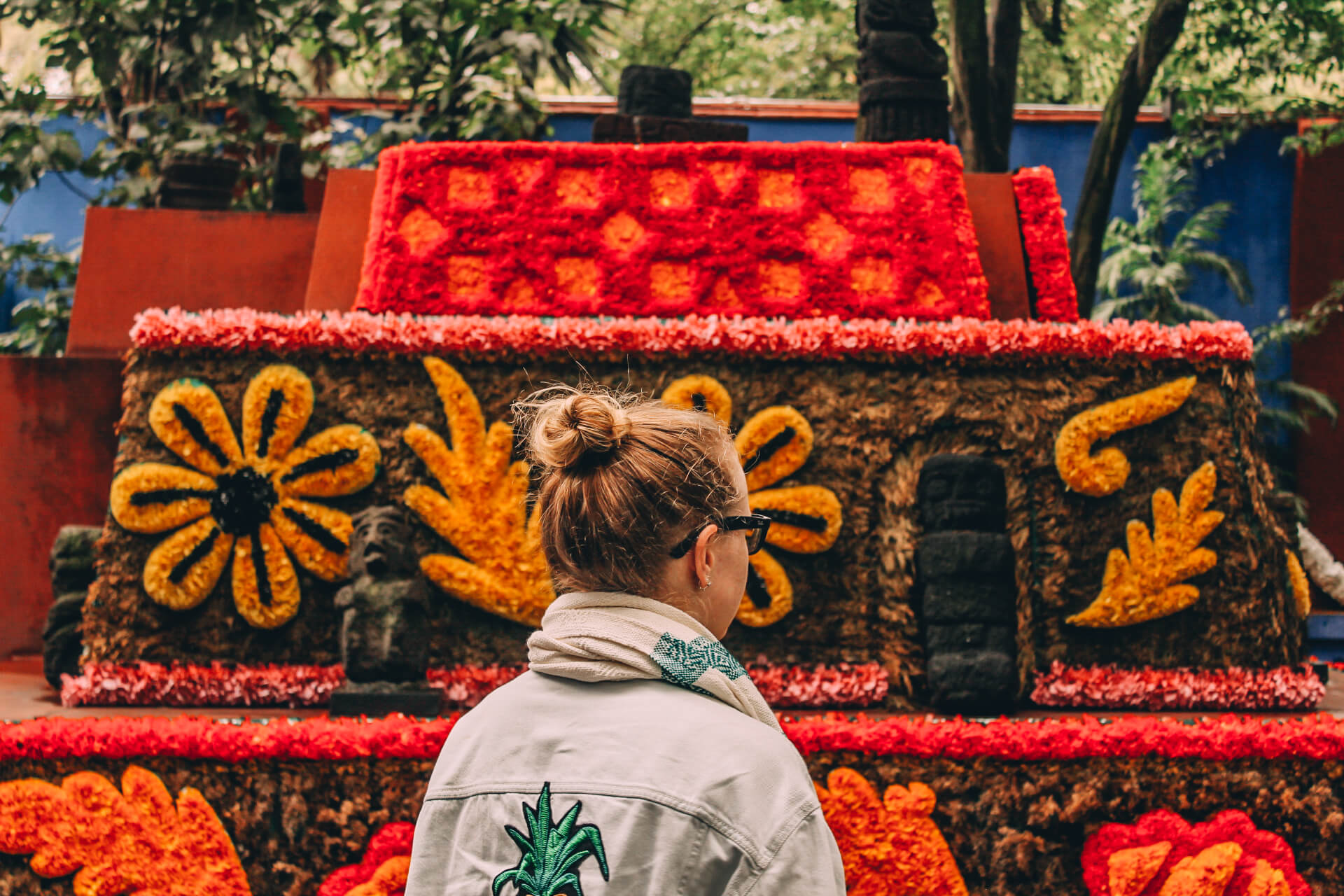 La Casa Azul | Frida Kahlo's House in Mexico City