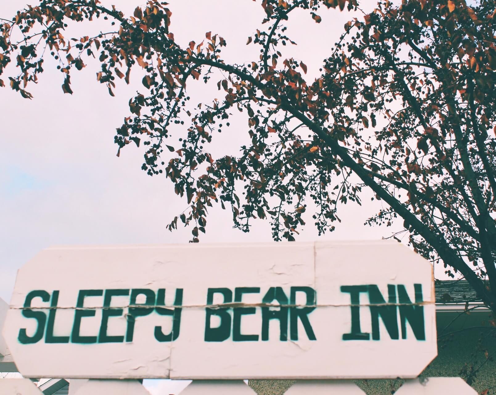 Where to Stay in Jasper, Alberta: The Sleepy Bear Inn