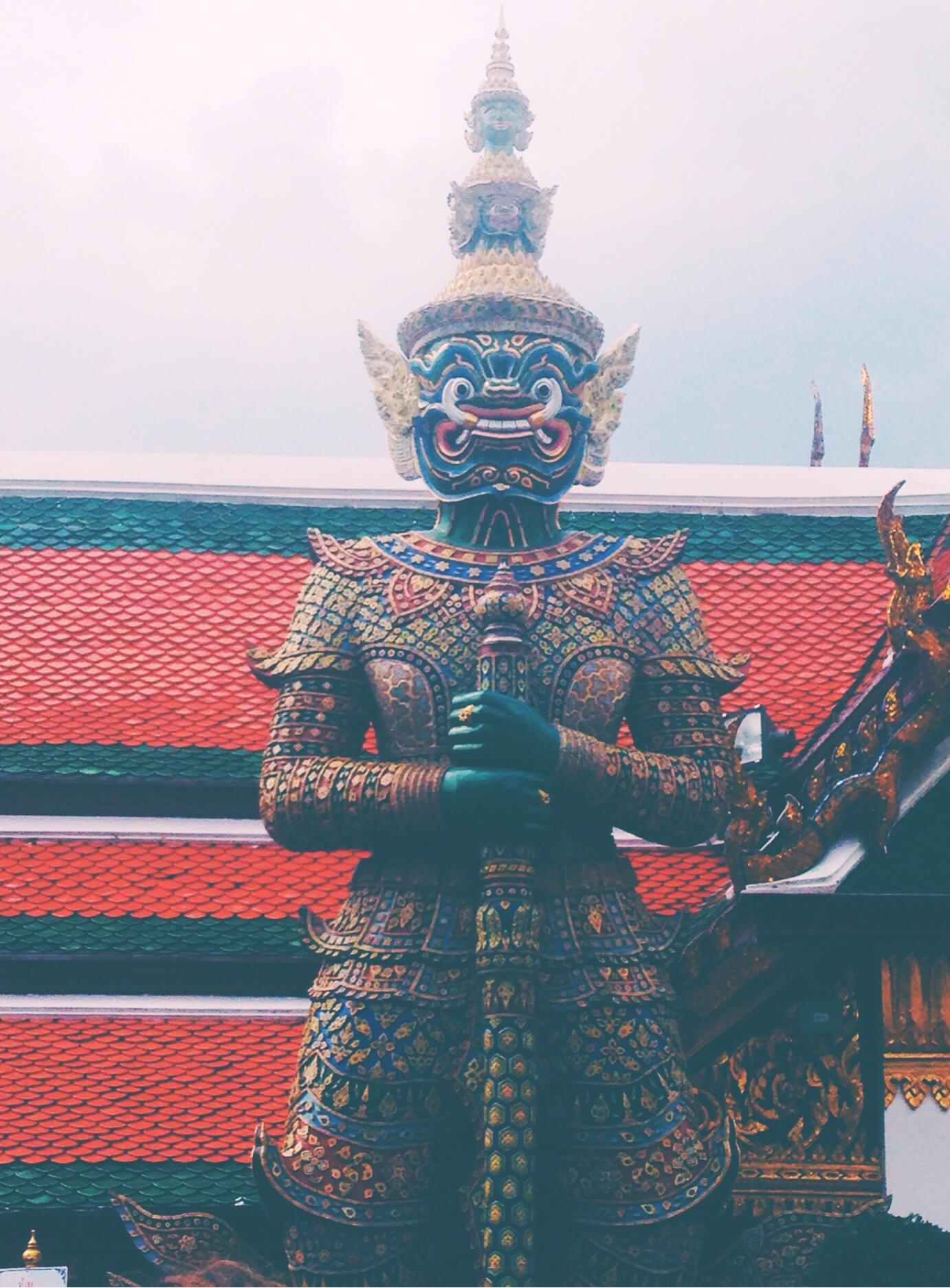 2 Days in Bangkok | Thailand Destinations | King's Palace Statue