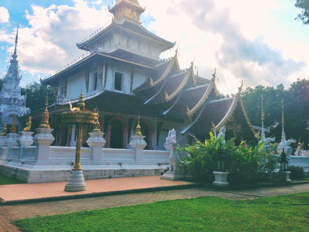 Mae Rim Temple Chiang Mai