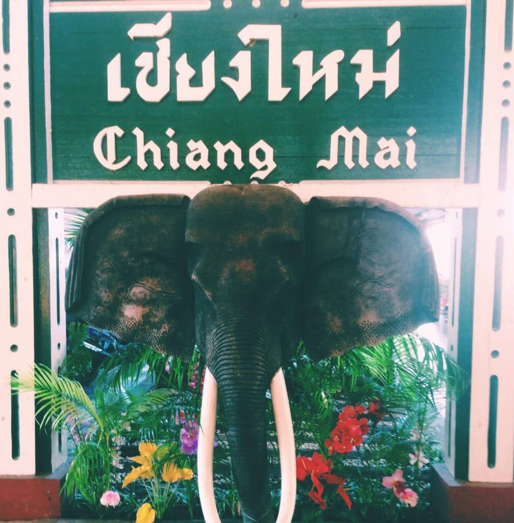 Welcome to Chiang Mai Sign   Go to Thailand