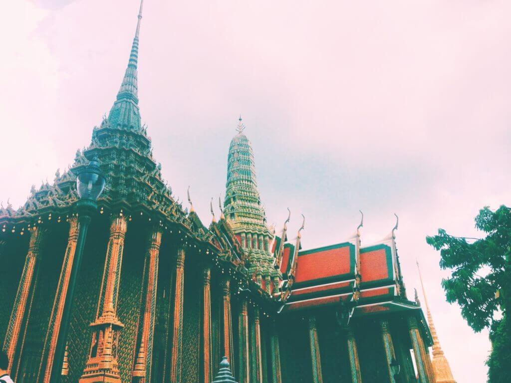2 Days in Bangkok | King's Palace in Bangkok Thailand