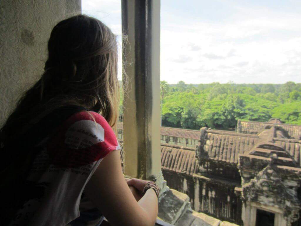 Banana Backpacks | Angkor Wat Cambodia