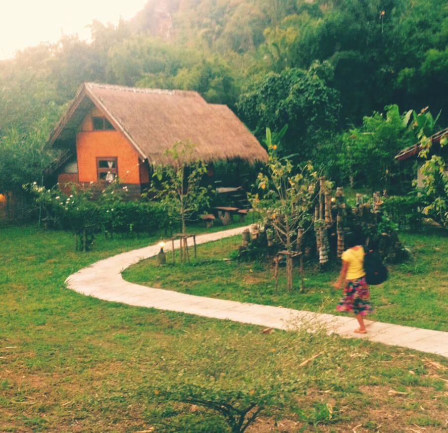 Chiang Dao Jungle Huts   Go to Thailand