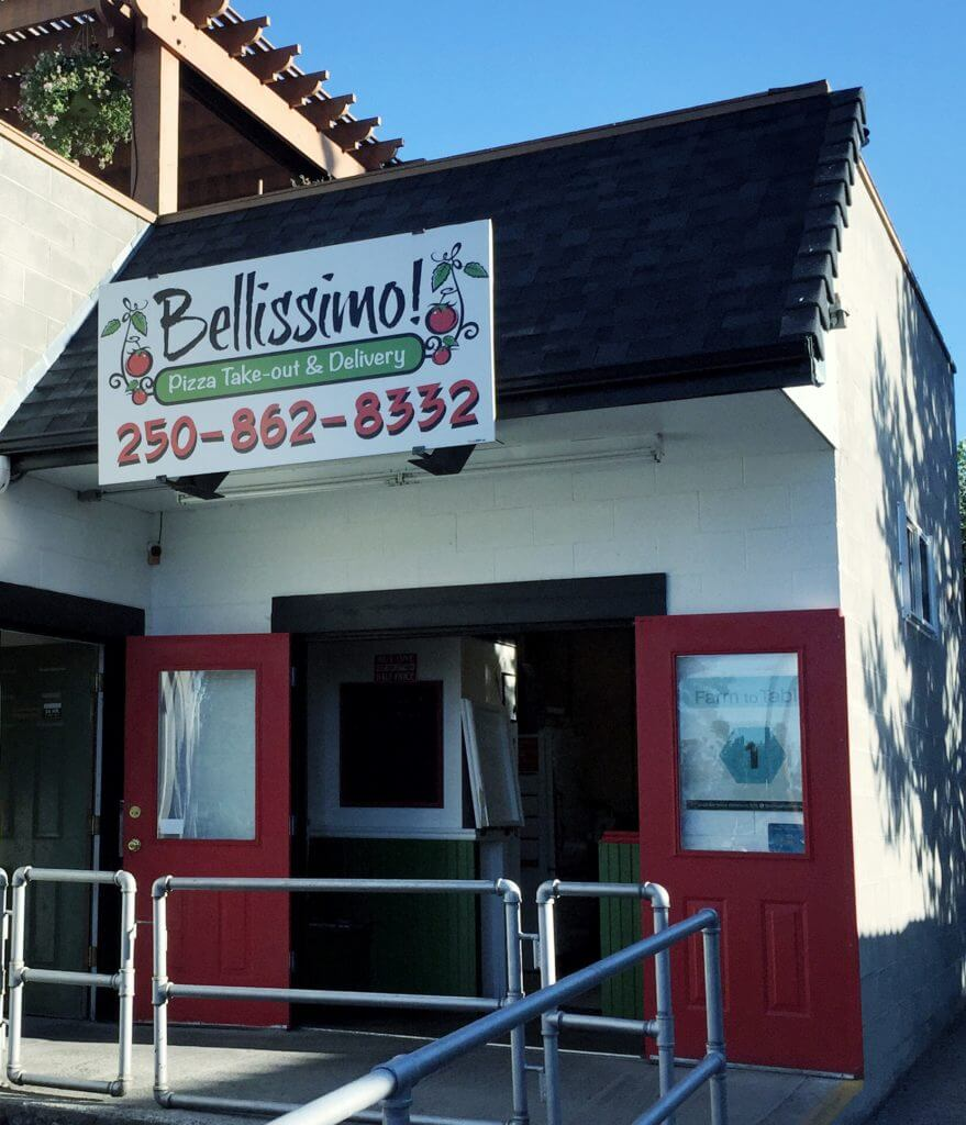 The Best Vegetarian and Vegan Restaurants in Kelowna, BC | Bellissimo Pizza
