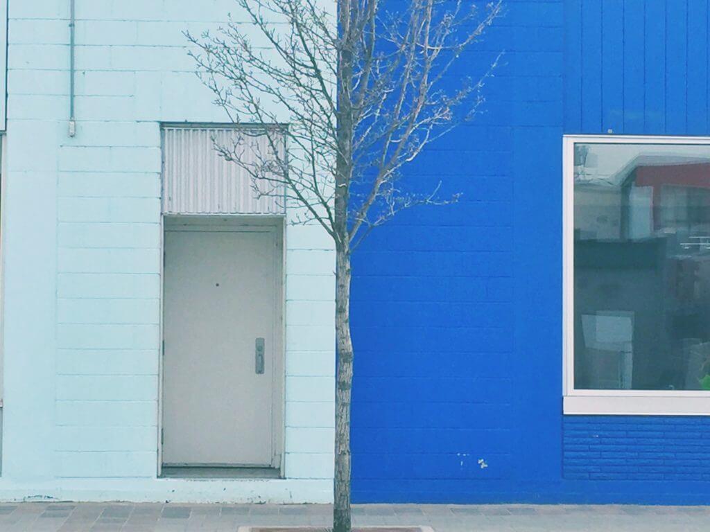 Blue City Art in Penticton