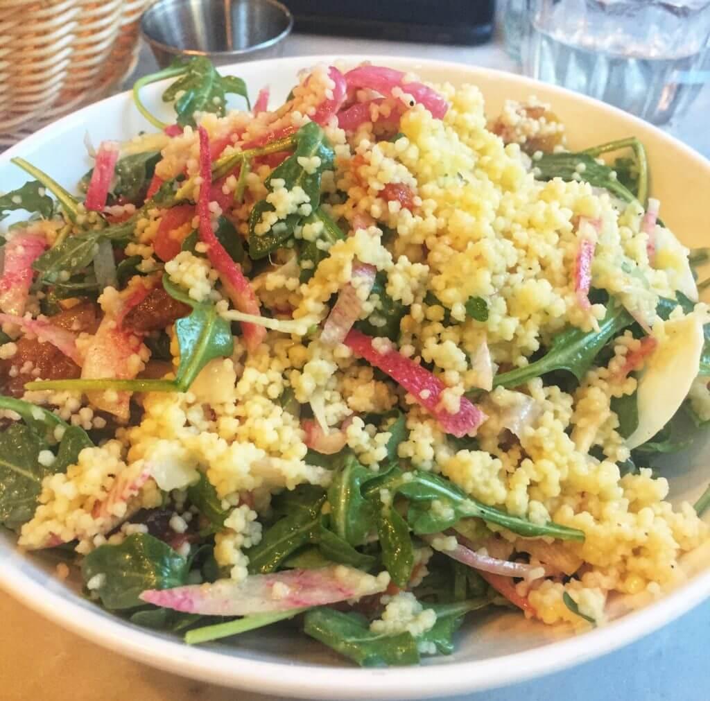 Vegan Friendly Restaurants in NYC