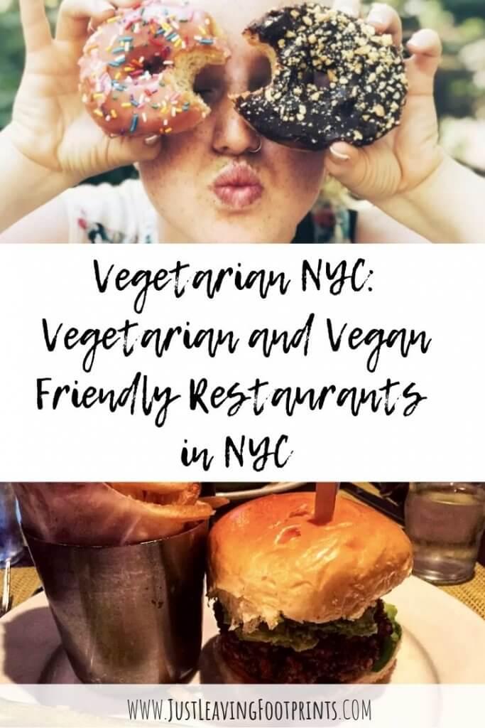 Vegetarian NYC: Vegetarian and Vegan Friendly Restaurants in NYC