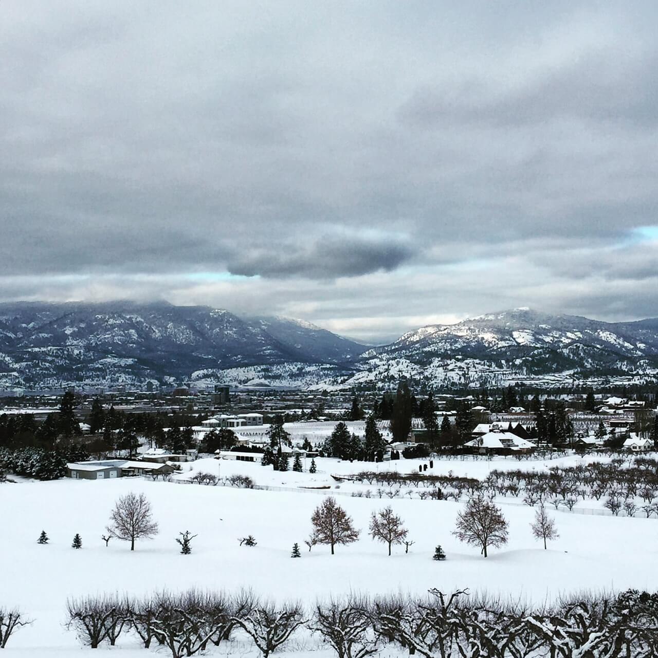 Winter in Kelowna: What to Do During Winter & Christmas in Kelowna BC