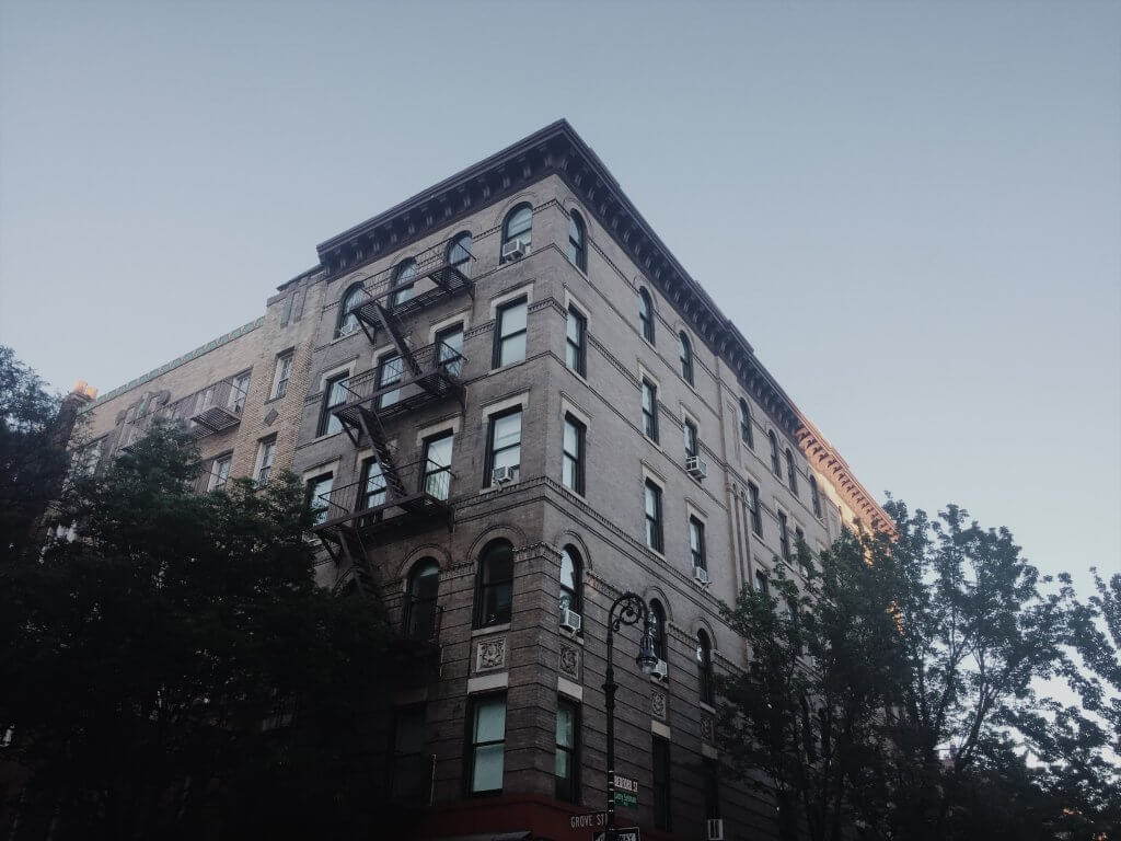 NYC Friends Apartment Building