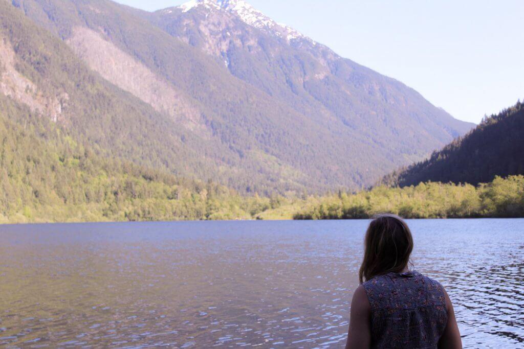Camping in Hope BC, Canada: Why You Should Camp at Silver Lake | Girl at a Lake