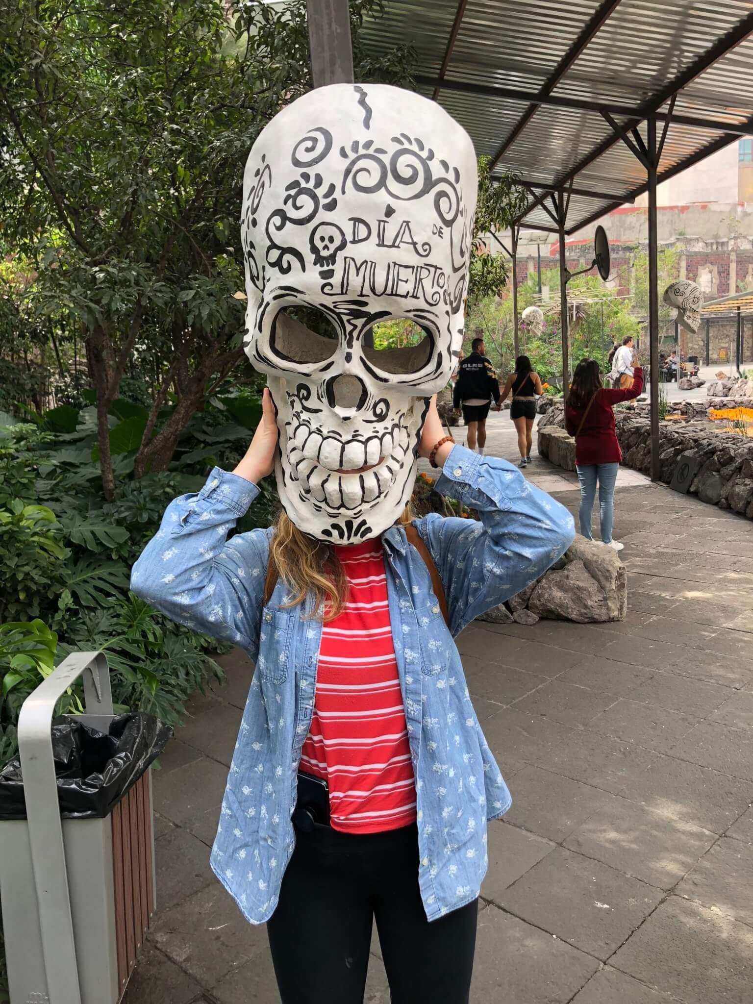 Día de Muertos in Mexico City