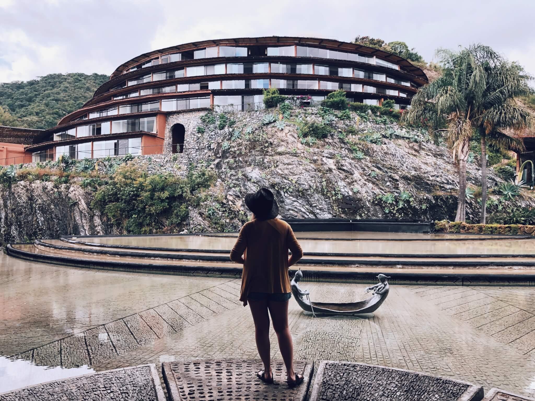 Hotels in Valle de Bravo   El Santuario