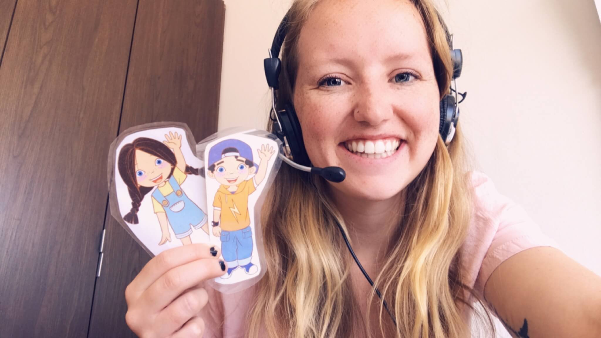 Teach ESL Online | VIPKid | Meg and Mike