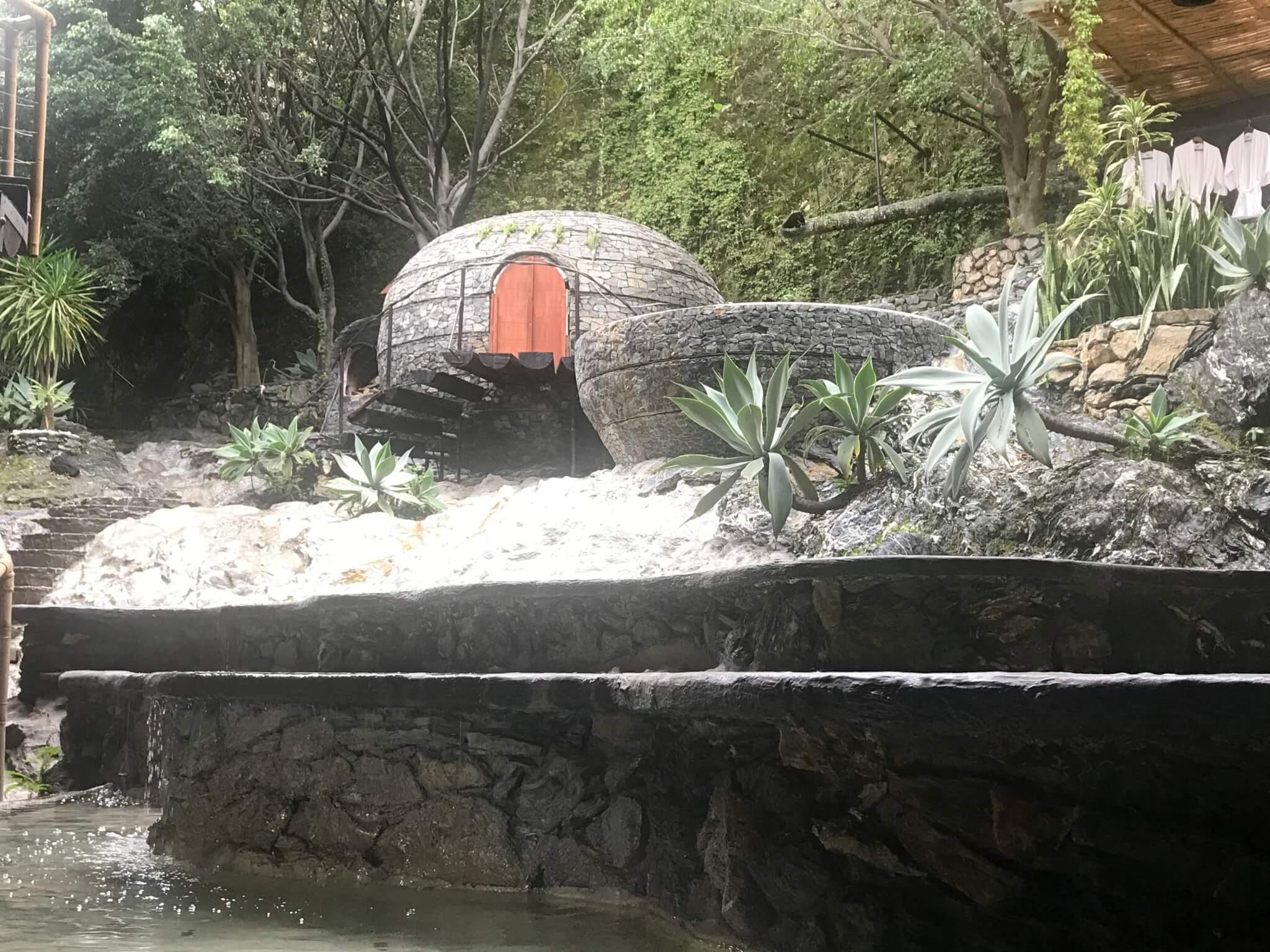Temazcalli   El Santuario Valle de Bravo