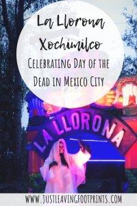 La Llorona Xochimilco: Celebrating Day of the Dead in Mexico City