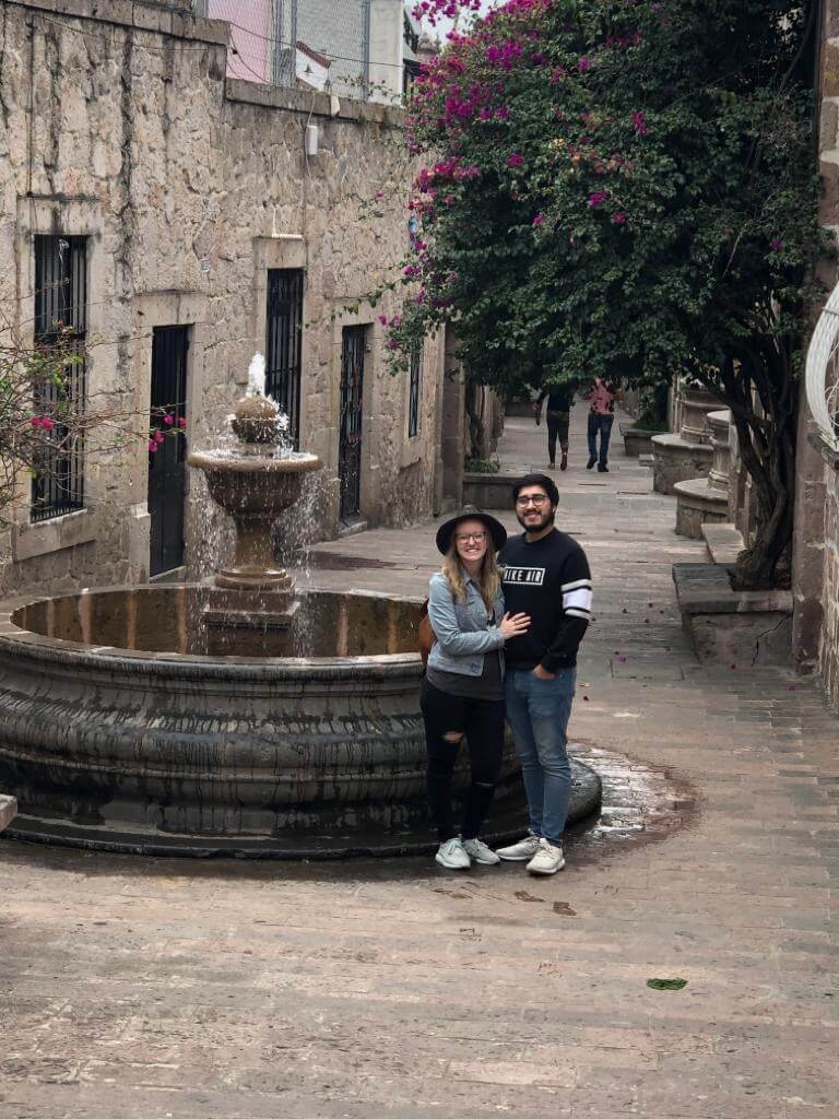 Visit Michoacán   Callejon del Romance in Morelia