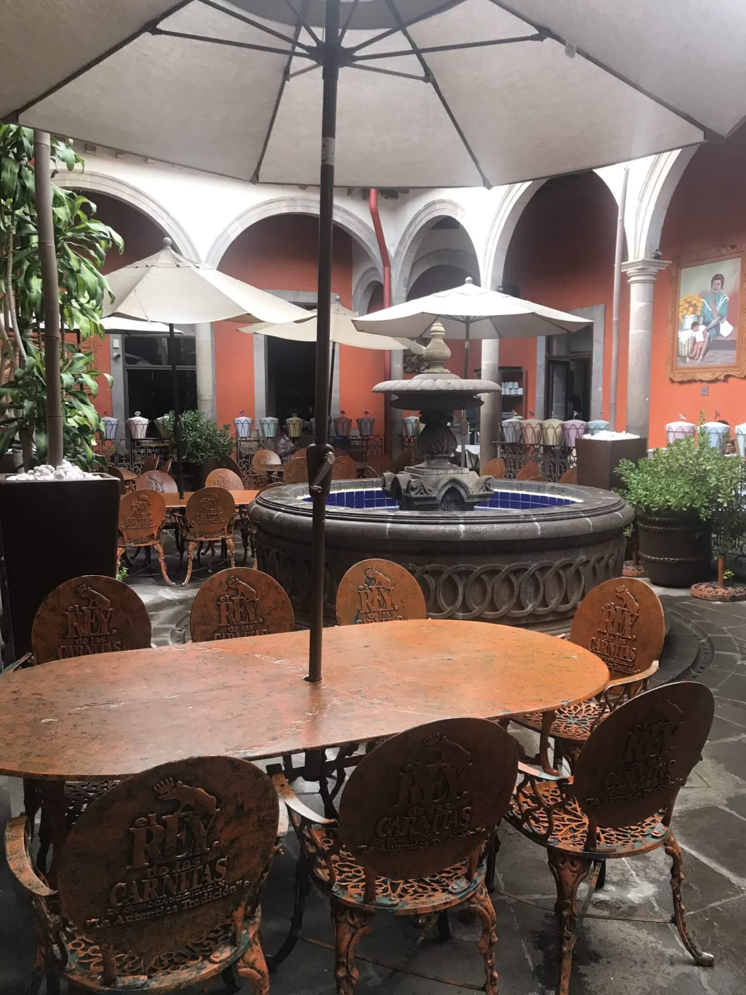 Visit Michoacán   Dinner in Quiroga Michoacán