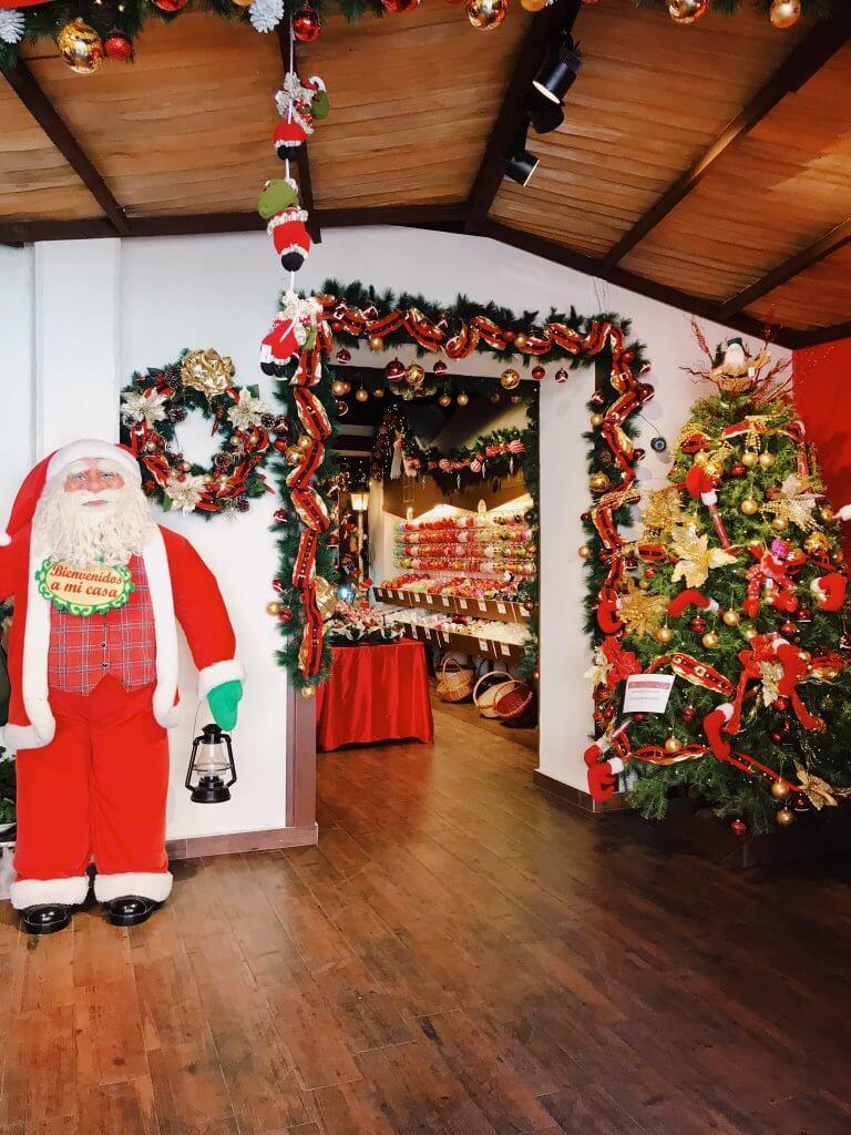 Santa's Workshop in Tlalpujahua