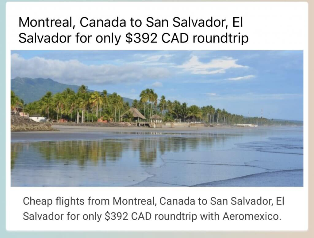 Cheap Flight with Secret Flying | Affordable Transportation