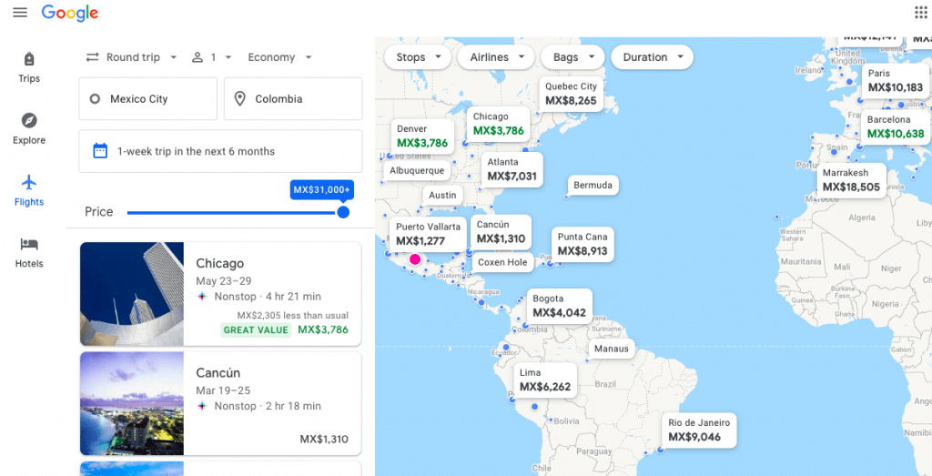 Finding Cheap Flights with Google Flights | Affordable Transportation