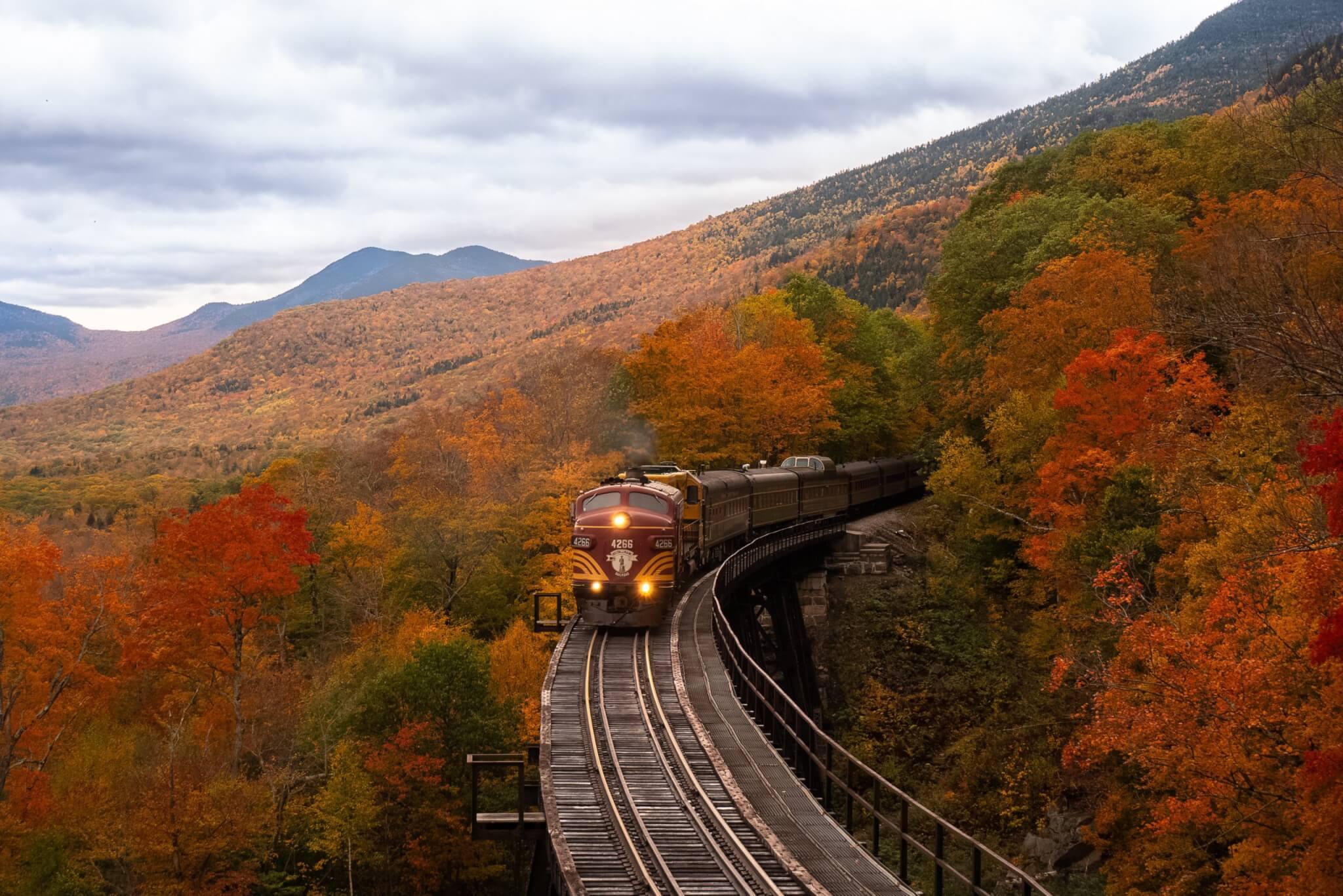 Train Travel versus Air Travel
