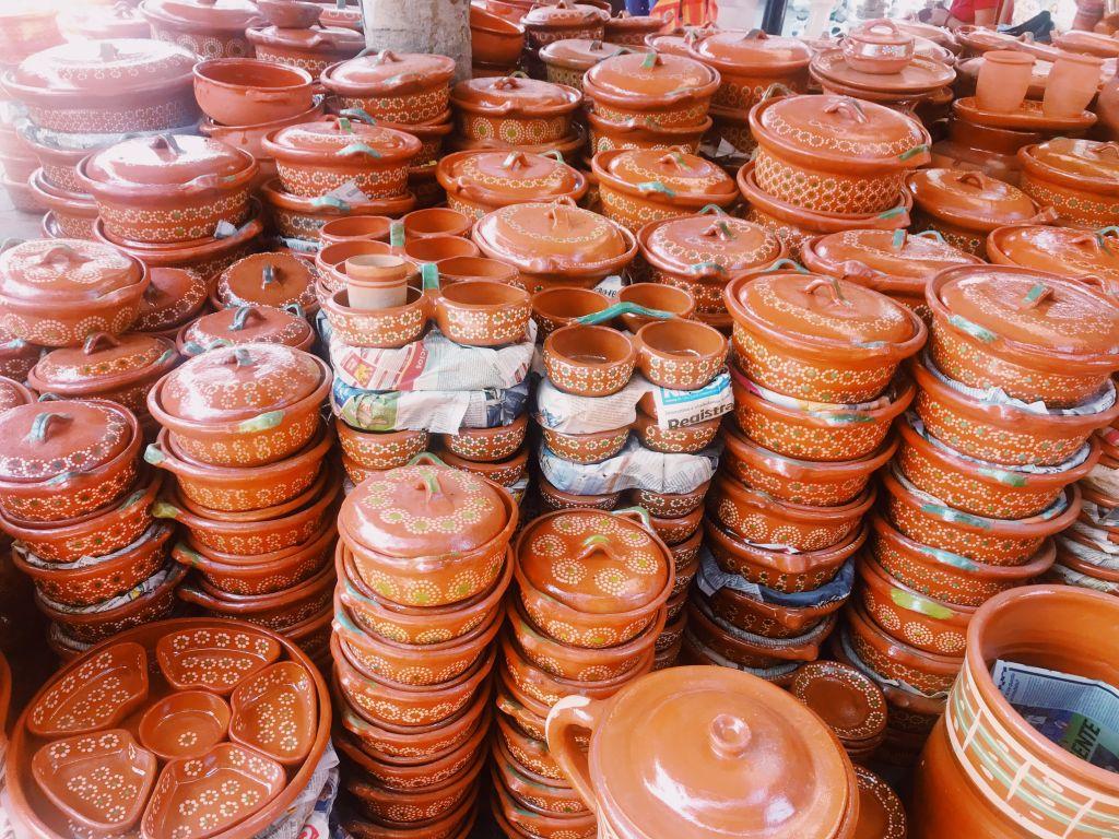 Pottery in Tonalá | Near Guadalajara Jalisco