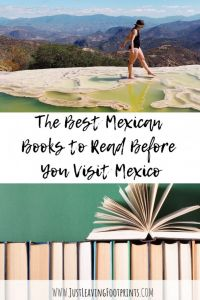 The Best Mexican Books to Read Before You Visit Mexico