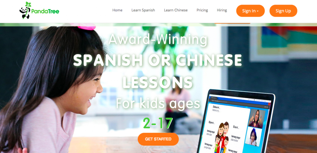 Spanish Classes for Kids with Panda Tree