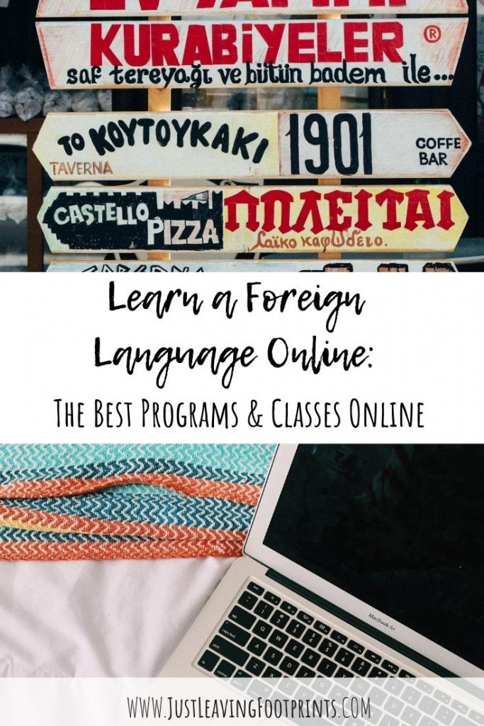Learn a Foreign Language: The Best Programs and Classes Online