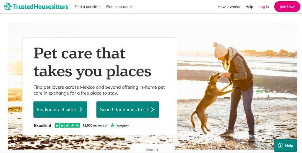 Travel for Free with Trusted Housesitters