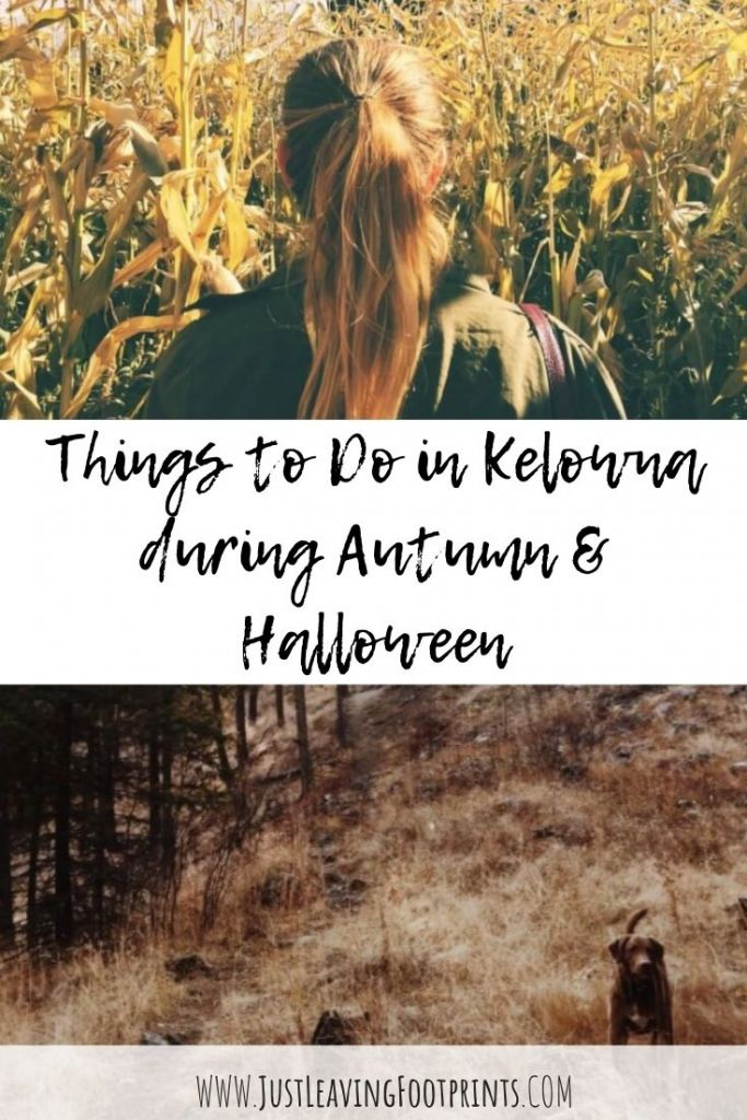 Things to do in Kelowna during Autumn & Halloween