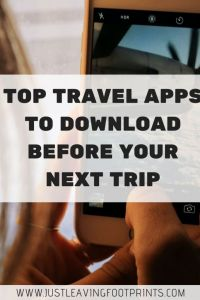 Top Travel Apps to Download Before Your Next Trip