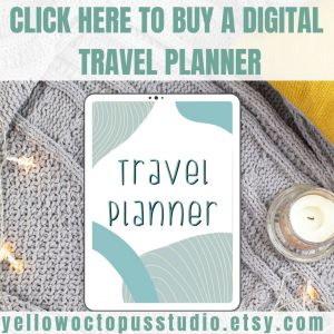 Buy Travel Planners at Yellow Octopus Studio