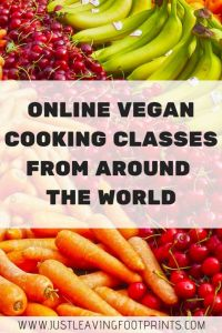 Online Vegan Cooking Classes from Around the World