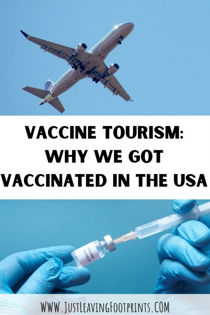 Vaccine Tourism: Why We Went to the USA to Get Vaccinated